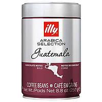 Кава в зернах illy Monoarabica Гватемала в банку 250г