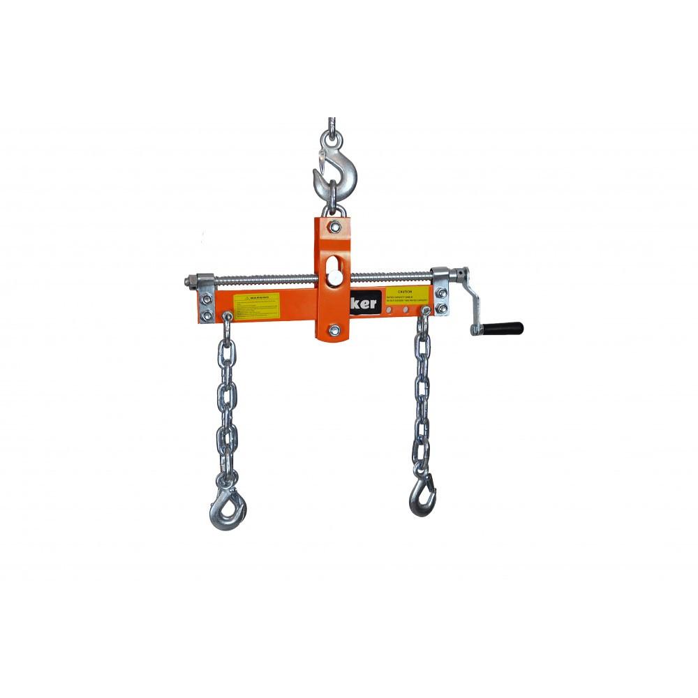Траверса балансувальна для крана Siker до 680кг для вивішування двигуна (Траверса балансувальна для крану)