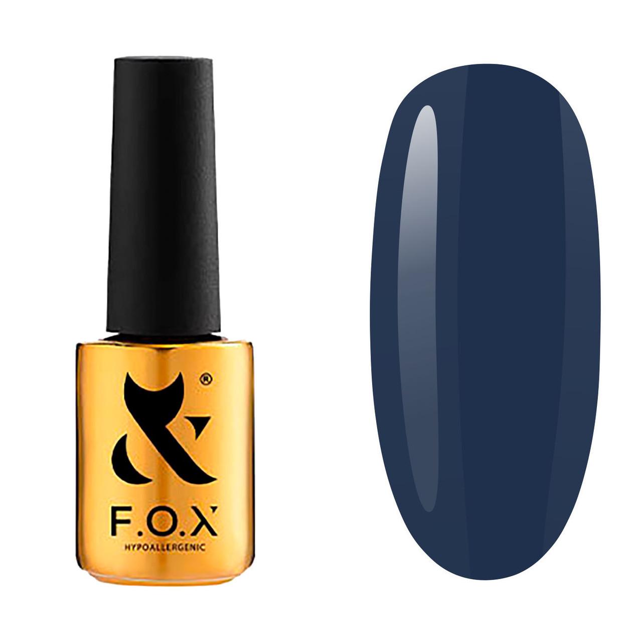 Гель - лак FOX для ногтей gold Spectrum №024 7 мл