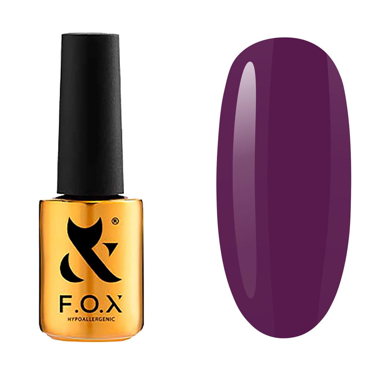 Гель - лак FOX для ногтей gold Spectrum №029 7 мл