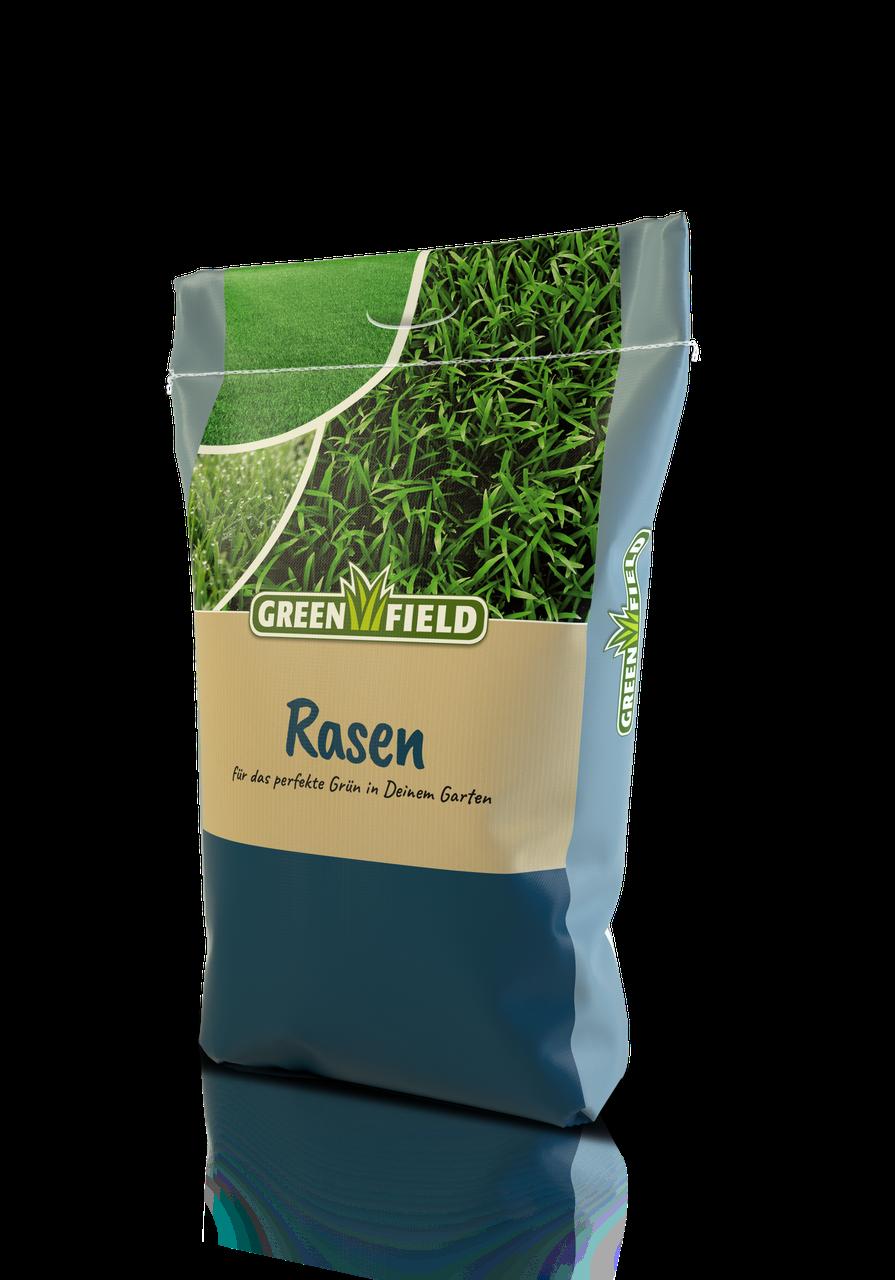 """GREENFIELD - газонна травосуміш """"Американ Блю"""", 10 кг"""