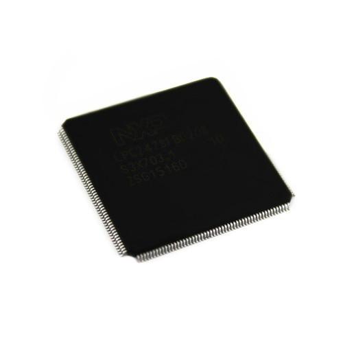 Чіп LPC2478FBD208, мікроконтролер ARM7, LQFP208