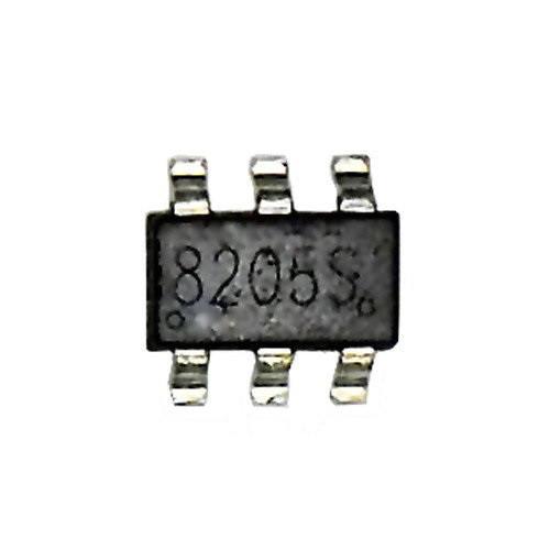 Чіп DW01K DW01 SOT23-6 контролер заряду Li-ion акумуляторів