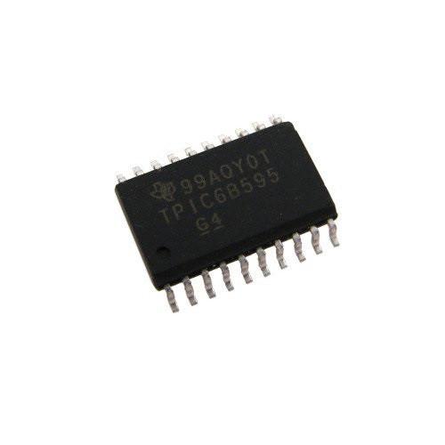 Чіп TPIC6B595 TPIC6B595DWR, сдвиговый регістр