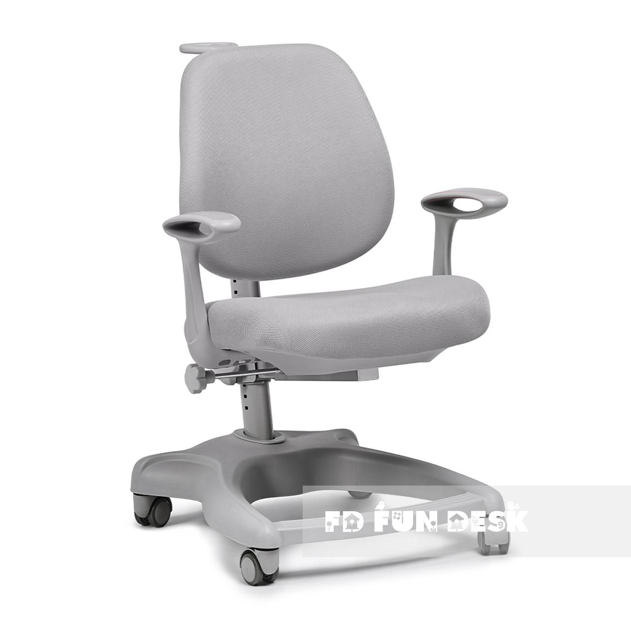 Ортопедичне крісло FunDesk Delizia Grey