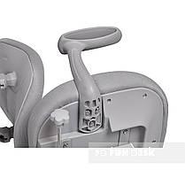 Ортопедичне крісло FunDesk Delizia Grey, фото 2
