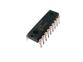 Чип PIC16F628A PIC16F628 DIP18, Микроконтроллер