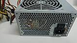 Блок питания для компьютера FSP 500Вт, вентилятор 120мм, 6 пин под видеокарту, фото 2