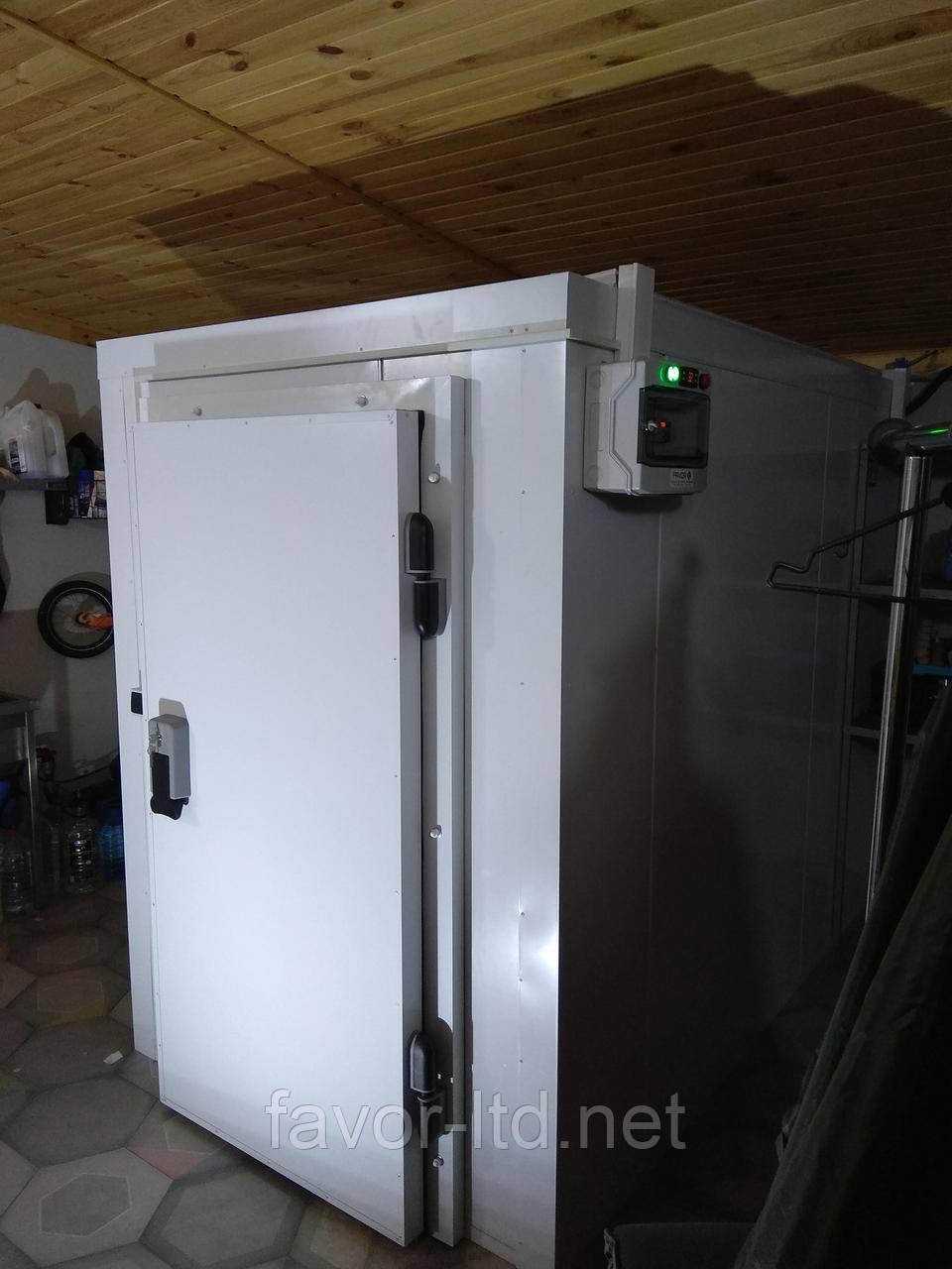 Холодильна Камера Для Загороднього Будинку.