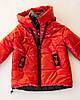 Демісезонні куртки для дівчаток підлітків розмір 146-164, фото 4