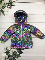 Весенняя курточка для девочки