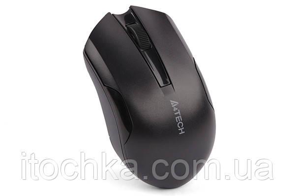 Бездротова миша A4Tech G3-200N Wireless Black