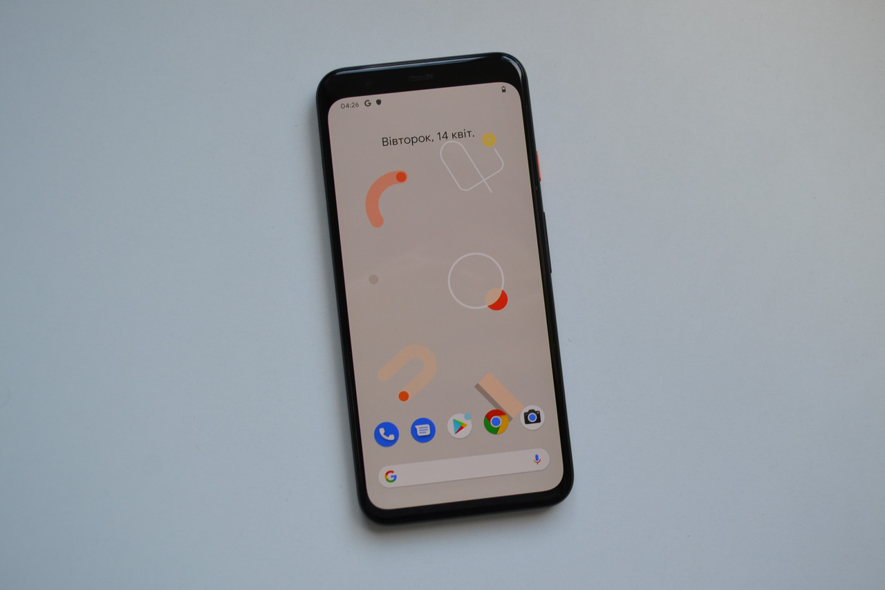 Google Pixel 4 64Gb Clearly White Оригінал!