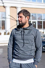 Мужской спортивный костюм ARMANI, фото 2