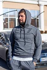 Мужской спортивный костюм ARMANI, фото 3