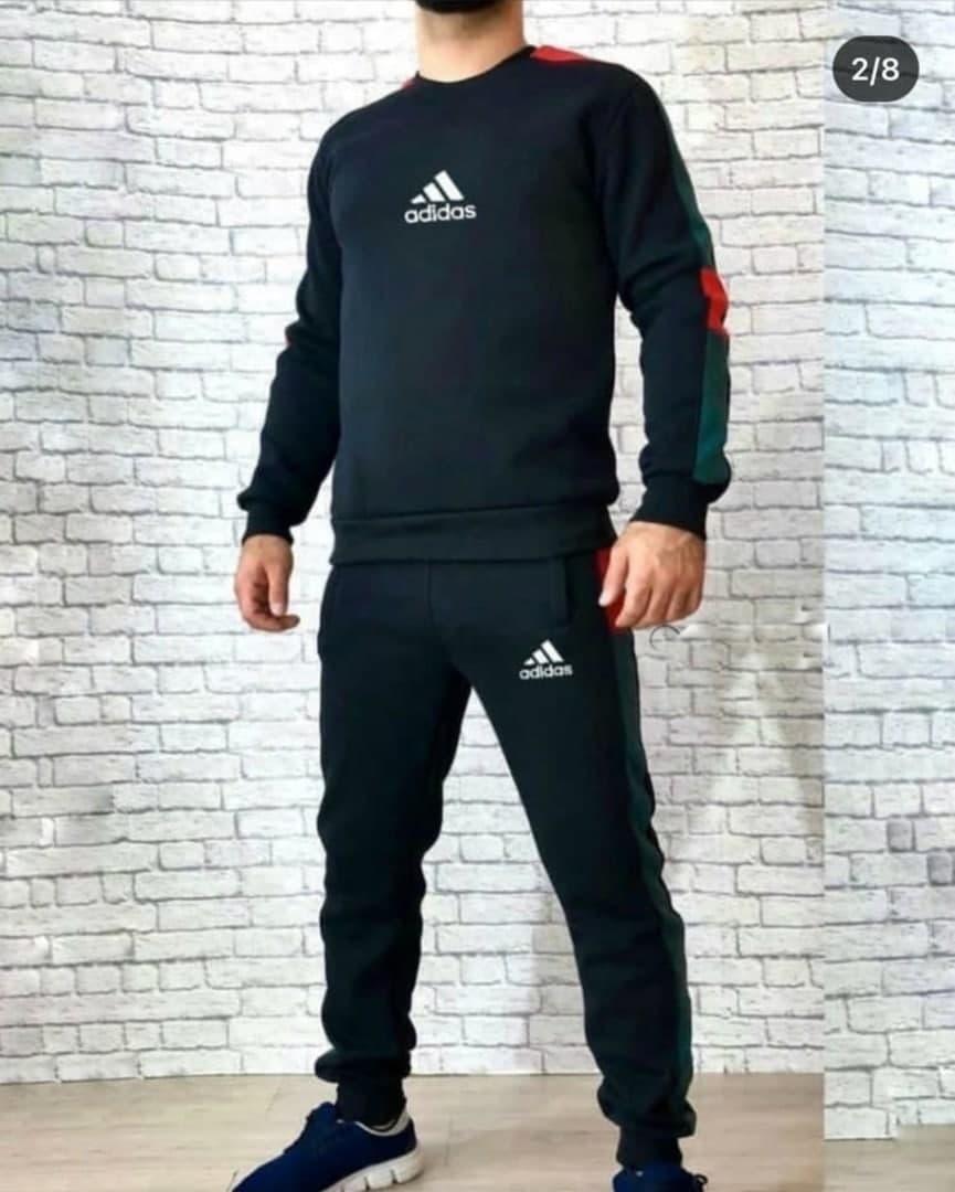 Мужской спортивный костюм Puma, Adidas