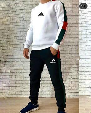 Мужской спортивный костюм Puma, Adidas, фото 3