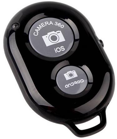 Пульт Bluetooth кнопка для селфи Android/iOS