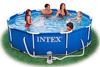 Бассейн каркасный Intex 305х76 см (28202) с фильтр-насосом