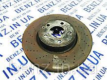 Гальмівний диск передній Mercedes C207/W204/W212 A0004211112