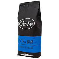 Кава в зернах Caffe Poli Extra Bar 1 кг.