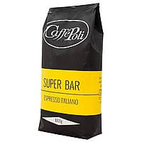 Кофе в зернах Caffe Poli Super Bar 1 кг.