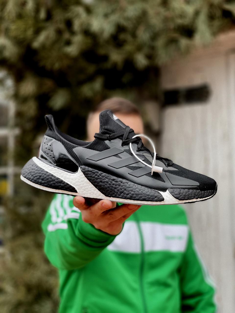 Кроссовки Аdidas X9000L4 Black/Черные