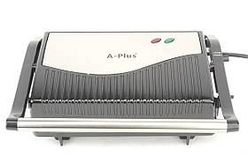Гриль електричний A-Plus 2039 750W