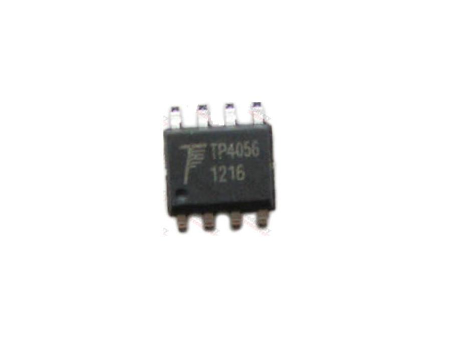 Чіп TP4056 SOP8, контролер заряду li батарей