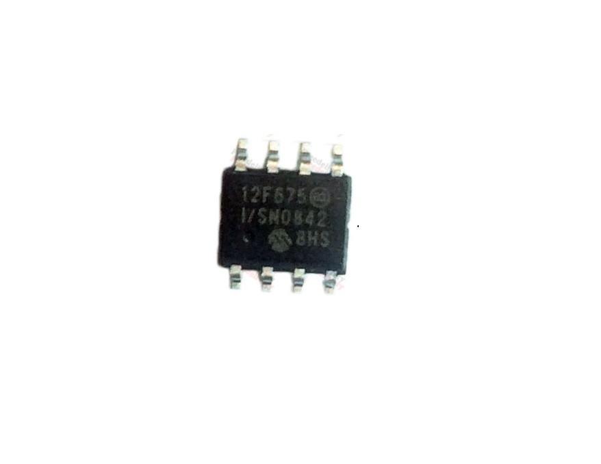 Чіп PIC12F675-I/SN 12F675 SOP8 мікроконтролер