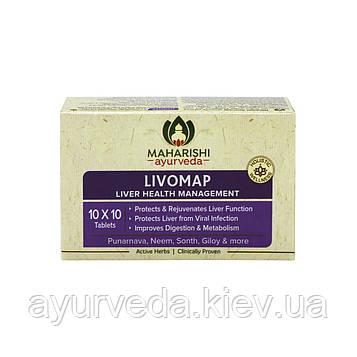 Ливомап - гепатит, желтуха, цирроз, анорексия, интоксикация, отравления, желчегонный, защита печени