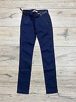 Катоновые брюки для дівчаток. 134 - 158 зростання.