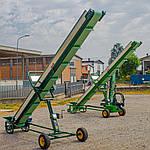 Прямой ленточный транспортер (конвейер) серии ЛК-П