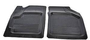 Универсальные автоковрики передние для Chevrolet Aveo II 2011-