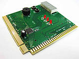 PCI ISA POST 4 карта, аналізатор несправності ПК, фото 2