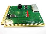PCI ISA POST 4 карта, аналізатор несправності ПК, фото 3