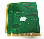 PCI ISA POST 4 карта, аналізатор несправності ПК, фото 5