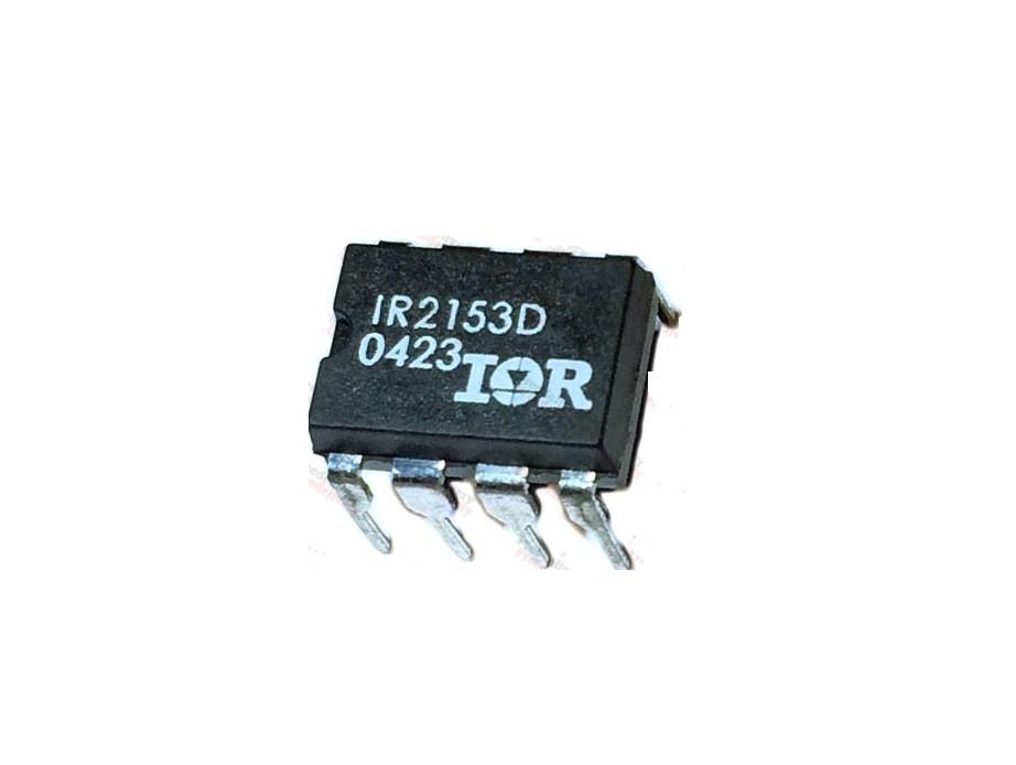 Чип IR2153D IR2153 DIP8, Самотактируемый полумостовой драйвер