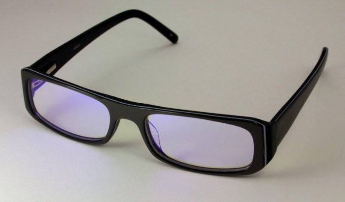 Очки компьютерные для снижения зрительной нагрузки