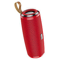 Bluetooth Колонка Hoco BS38 Cool freedom sports Красный