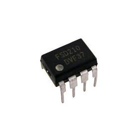 Чип FSD210 DIP8, ШИМ-контроллер