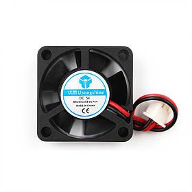Вентилятор 50мм 5В 2пин кулер, VGA, 3D-принтер