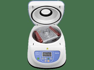Центрифуга-вортекс для ПЛР планшетів CVP-2
