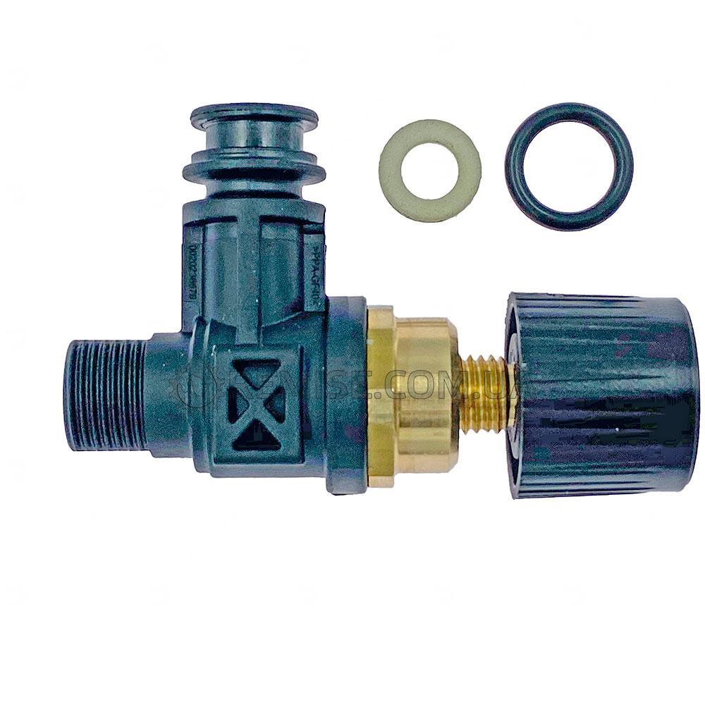 Кран подпитки котла Vaillant turboTEC, atmoTEC, ecoTEC 0020265137 0020018065