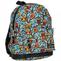 Рюкзак мини Tiger Little S-R Print Owl, фото 1