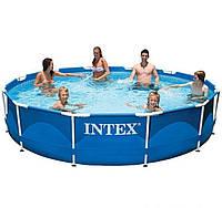 Бассейн каркасный Intex 366х76 см (28210)