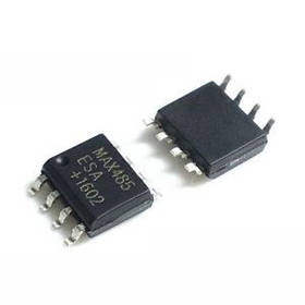 Чип MAX485ESA MAX485 SOP8, Приемопередатчик RS422 RS485