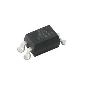Чіп PC817 PC817C EL817C, DIP4 оптрон