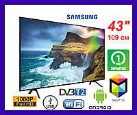 Телевизор Samsung 42 дюйма Smart TV, Wi-Fi Ultra HD (Самсунг смарт тв)