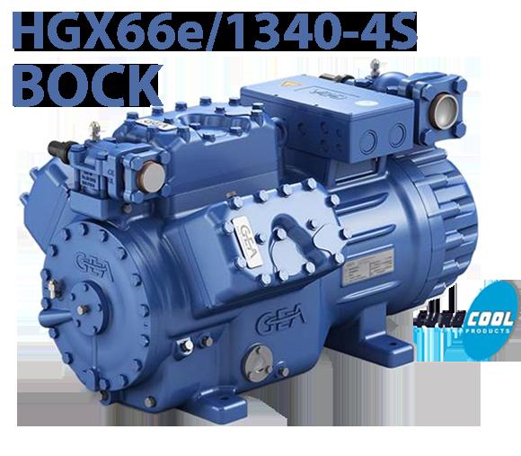 Компресор холодильний Bock HGX66е/1340-4S